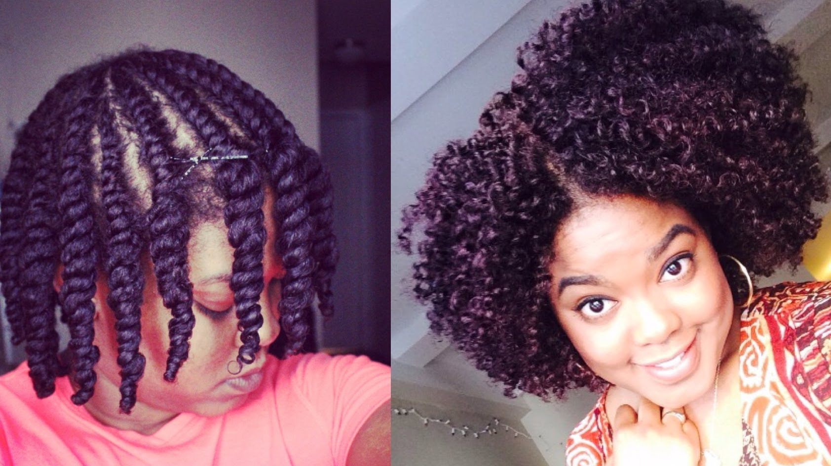 15 Cute Easy Twist Out Natural Hair Styles Curly Girl Swag