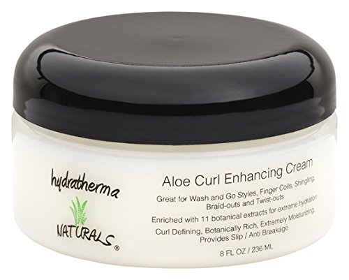 Aloe Curl Enhancing Twisting Cream for two strand twists