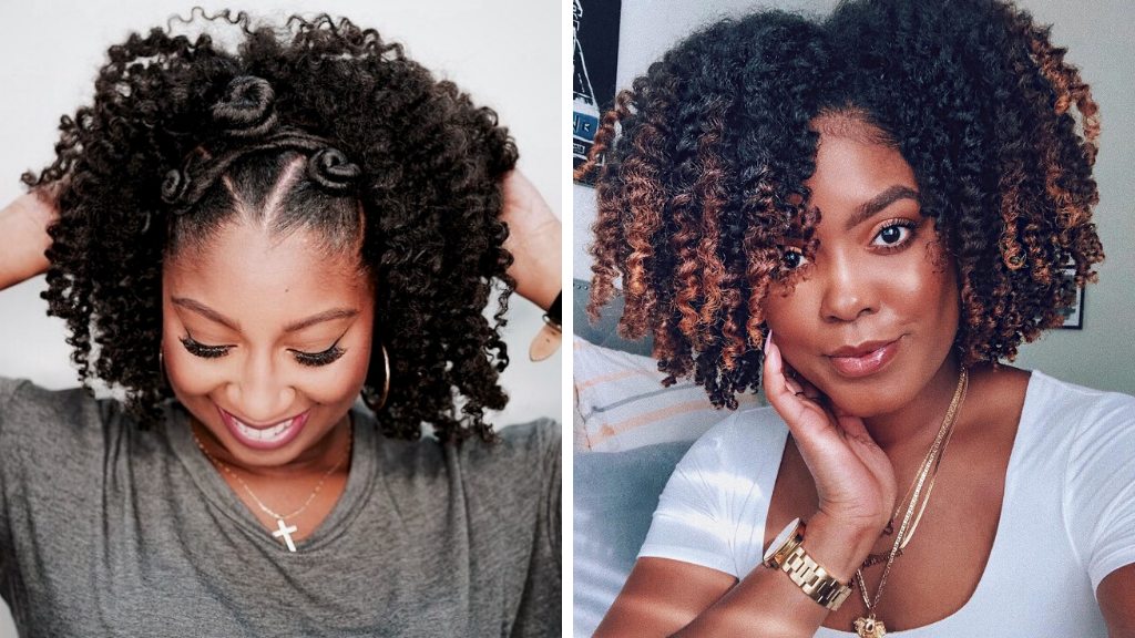 15+ Cute & Easy Twist Out Natural Hair Styles