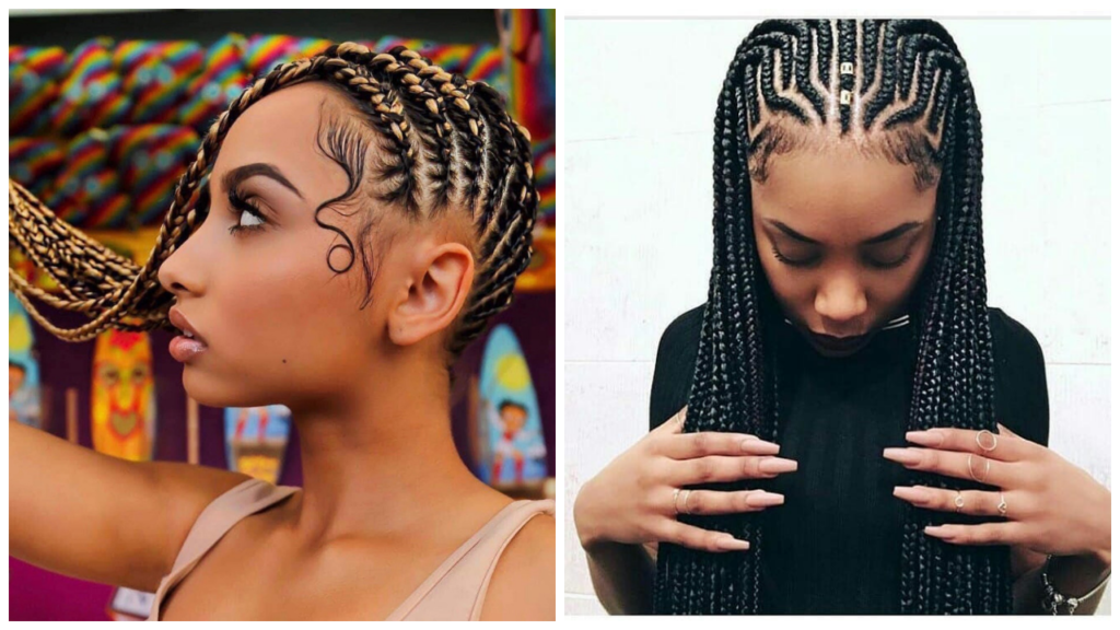 African Hair Braiding Styles 2019: (Video) Amazing Hair Braiding & Cornrow Hairstyles