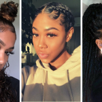 Baby Hairs Learn How To Lay Edges & The Best Edge Controls