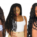 50+ Stunning Passion Twists Hairstyles - Featured Image
