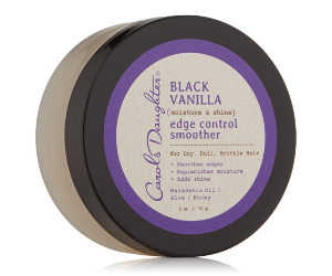 Products For Natural Hair - Carol's Daughter Black Vanilla Moisture & Shine Edge Control