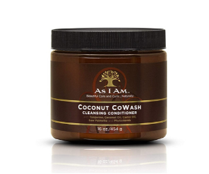 Products For Natural Hair - Cowash Cleansing Conditioner