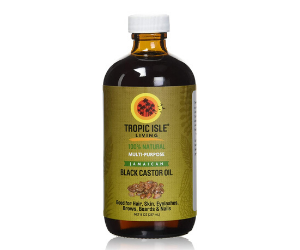 Products For Natural Hair - Tropic Isle Living Jamaican Black Castor Oil