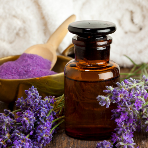 Best Essential Oils For Hair - lavender