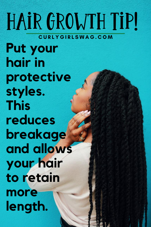 Wear Protective Styles