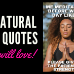 Best Natural Hair Quotes